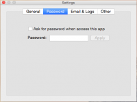 Screenshot #2 of Any Keylogger for Mac