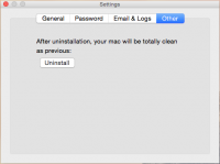Screenshot #4 of Any Keylogger for Mac