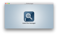 Screenshot #1 of Elite Keylogger for Mac
