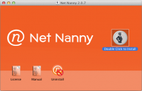 Screenshot #3 di Net Nanny per Mac
