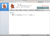Screenshot #6 di Net Nanny per Mac
