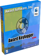 Award Keylogger for Mac Box
