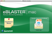 Screenshot #4 di eBlaster per Mac