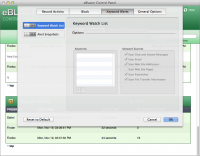 Screenshot #6 di eBlaster per Mac