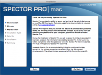 Screenshot #3 of Spector Pro for Mac