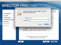 Screenshot #4 of Spector Pro for Mac