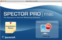 Screenshot #5 of Spector Pro for Mac